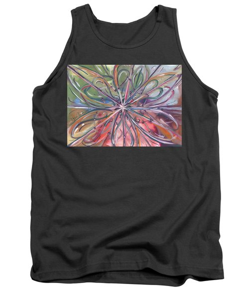 Chaotic Beauty Tank Top