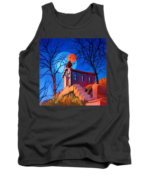 Chapel On The Hill Tank Top