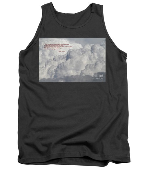 Chariot Clouds Tank Top