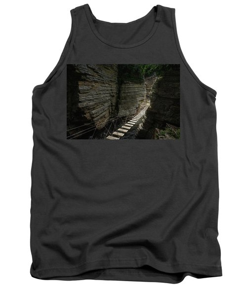 Chasm Bridge Tank Top