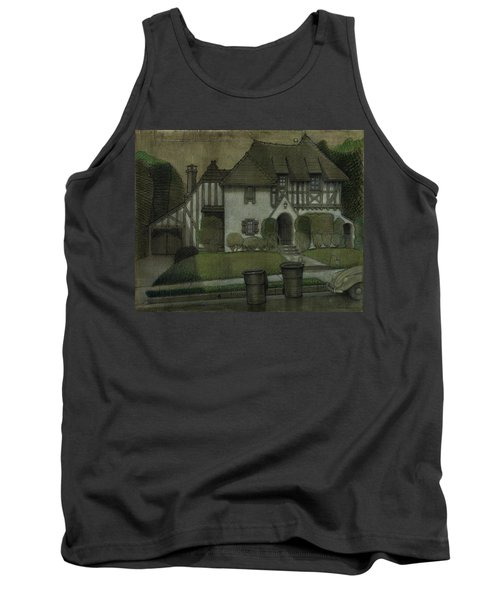 Chateau In The City Tank Top