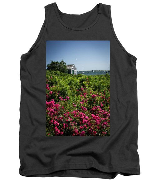 Chatham Boathouse Tank Top by Jim Gillen