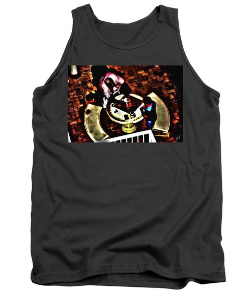 Checkers After Dark Tank Top