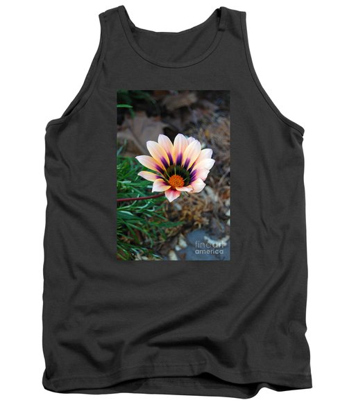 Cheerful Flower Tank Top
