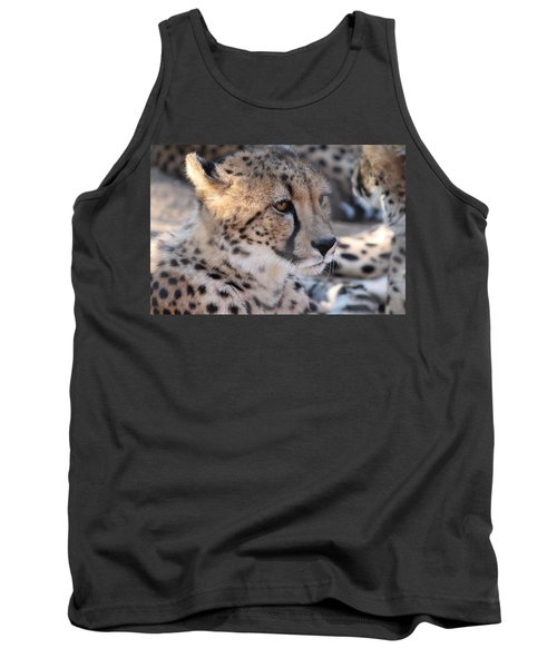 Cheetah And Friends Tank Top