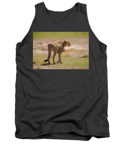 Cheetah Tank Top
