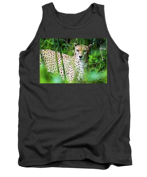 Cheetah Tank Top