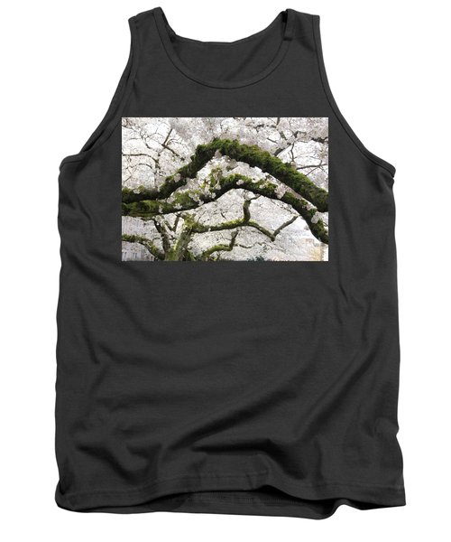 Cherry Blossoms 104 Tank Top