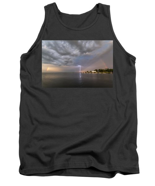 Chesapeake Bay Rainbow Lighting Tank Top