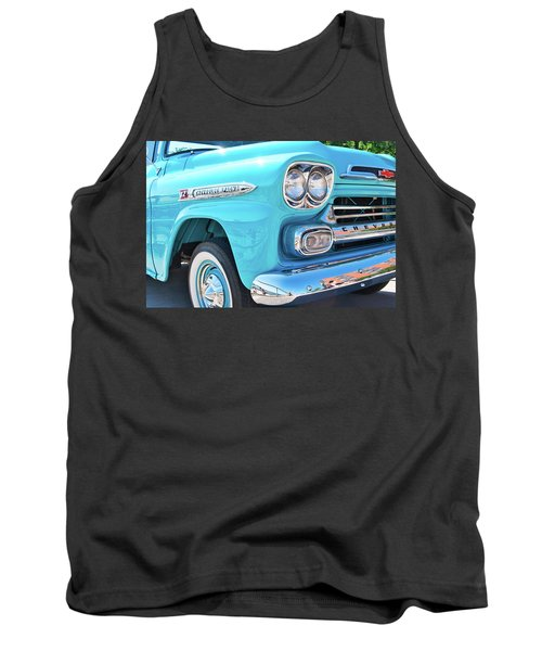 Chevrolet Apache Truck Tank Top