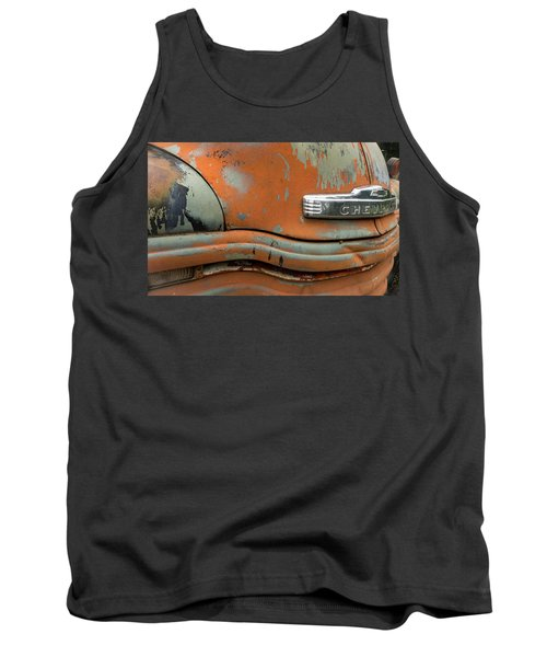 Chevy Front Tank Top