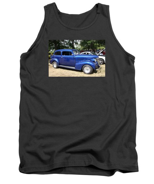 Chevy Town Sedan 1939 Tank Top
