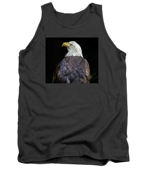 Cheyenne The Eagle Tank Top by Greg Nyquist