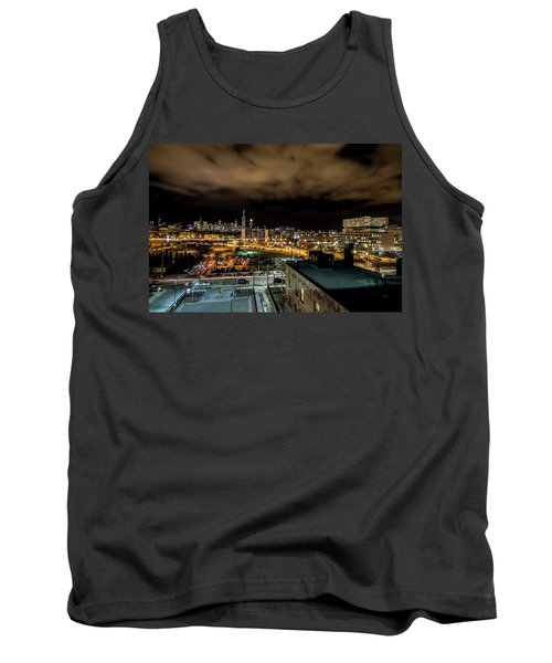 Chicago City And Skyline Tank Top