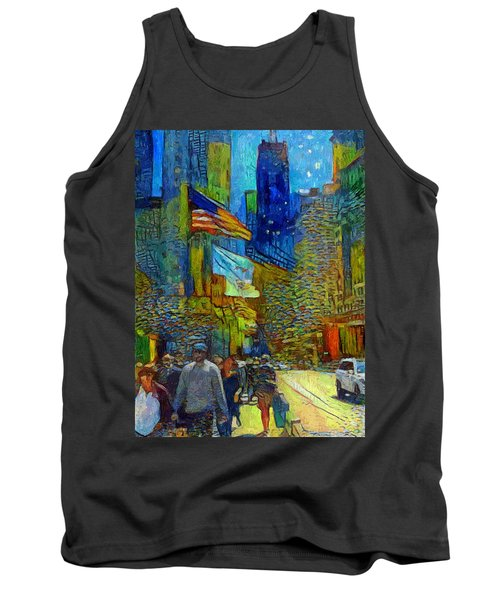 Chicago Colors 2 Tank Top
