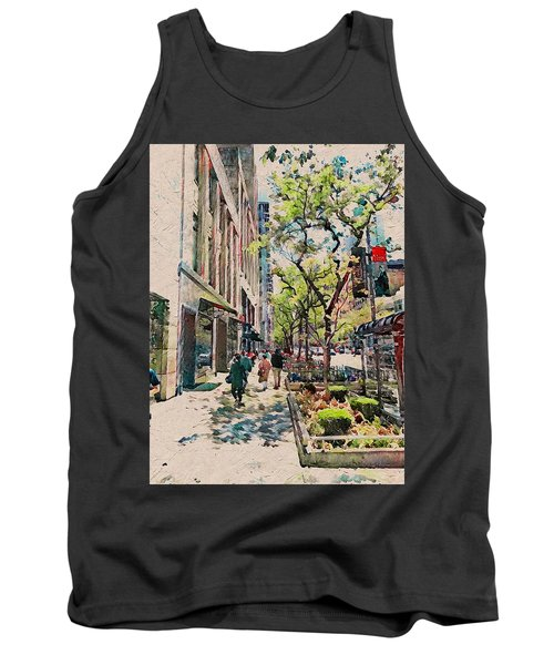 Chicago Colors 6 Tank Top