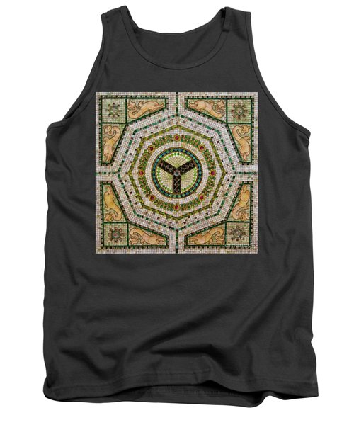 Chicago Cultural Center Ceiling Tank Top