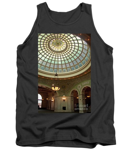 Chicago Cultural Center Dome Tank Top
