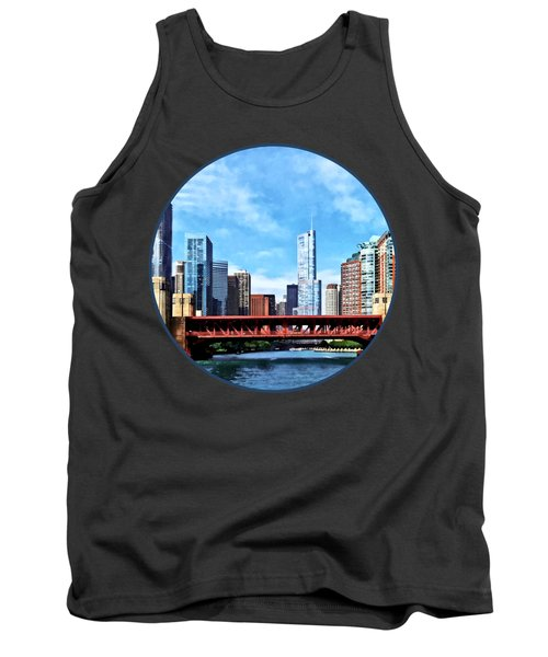 Chicago Il - Lake Shore Drive Bridge Tank Top