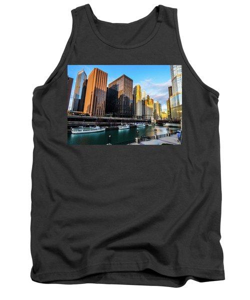 Chicago Navy Pier Tank Top