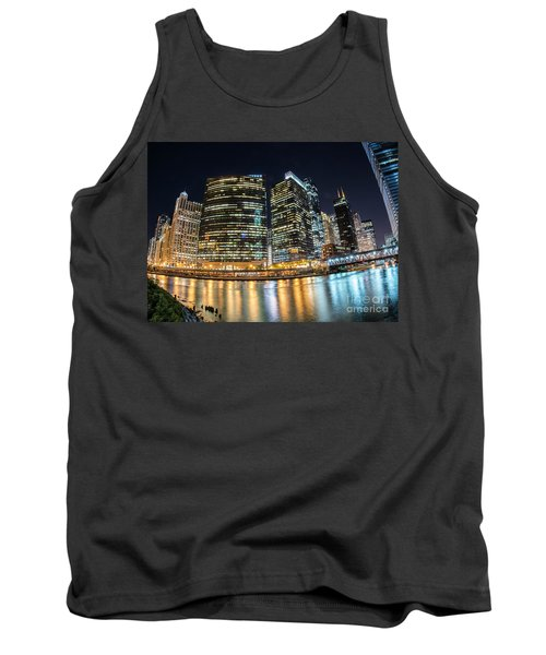 Chicago Reflections Tank Top