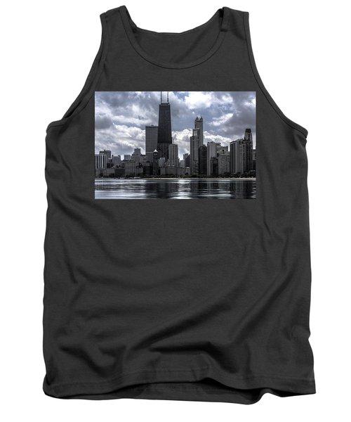 Chicago Skyline Ver3 Tank Top