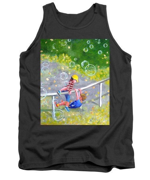 Childhood #1 Tank Top