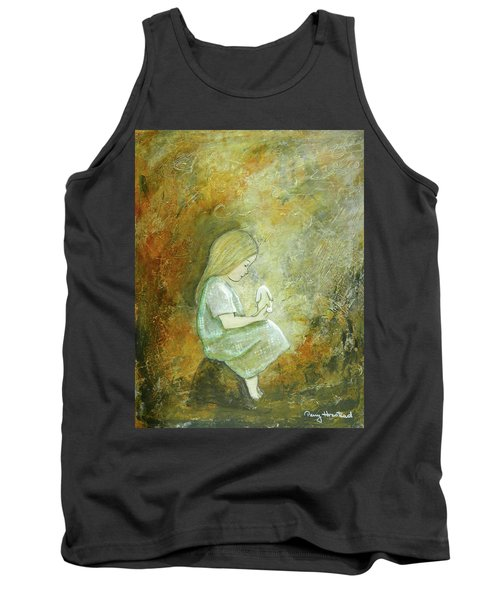 Childhood Wishes Tank Top by Terry Honstead