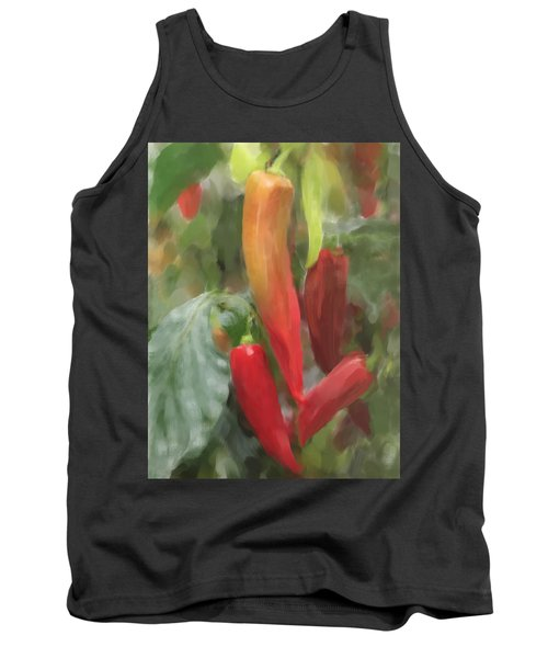 Chili Peppers Tank Top