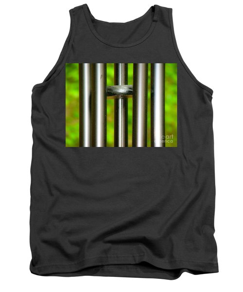 Chiming In Tank Top by Rand Herron
