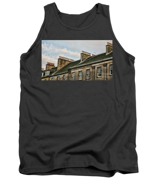 Chimney Architecture Tank Top