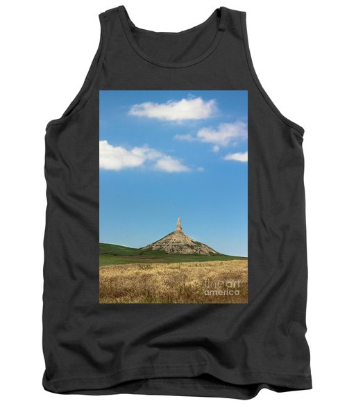 Chimney Rock Nebraska Tank Top