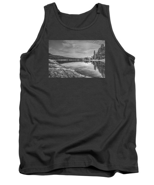 China Bend1 Tank Top by Loni Collins