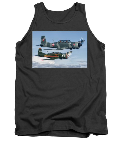 Chinese Checkers Tank Top