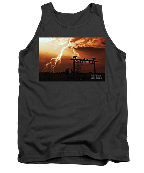 Chism Hill Tank Top