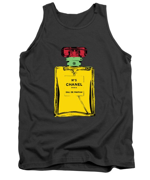 Chnel 2 Tank Top