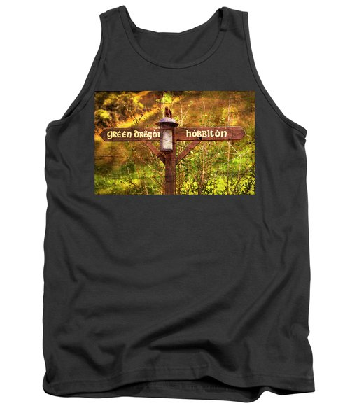 Choose Your Path Tank Top