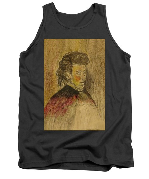 Chopin Tank Top