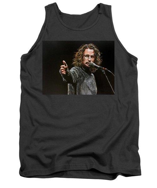 Chris Cornell Tank Top