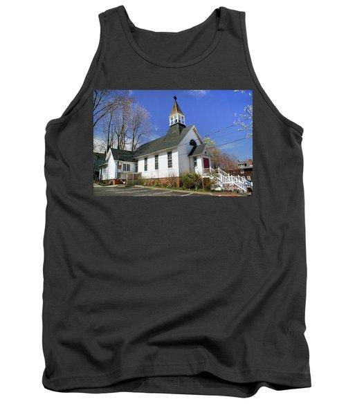 Christ Church Episcopal Of Port Jefferson Tank Top