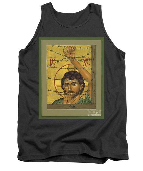 Christ Of Maryknoll - Rlcom Tank Top