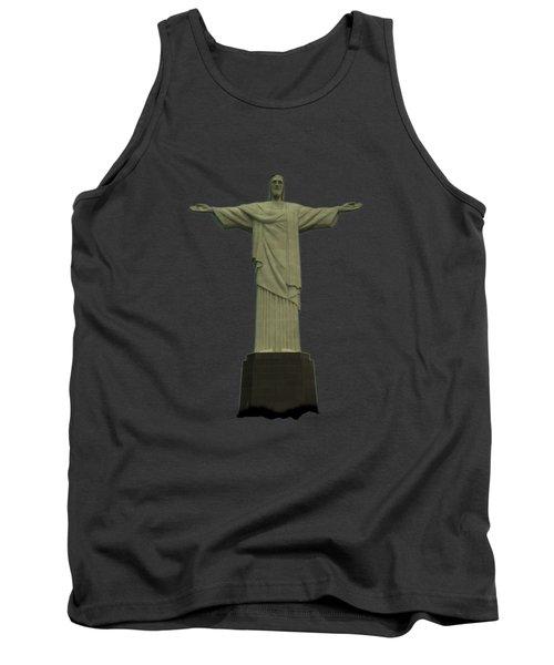 Christ The Redeemer Brazil Tank Top
