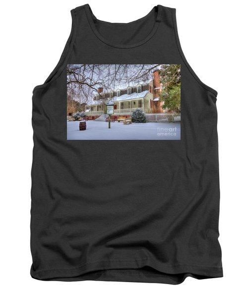 Christina Campbell Tavern Colonial Williamsburg Tank Top