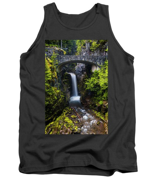 Christine Falls - Mount Rainer National Park Tank Top