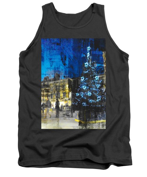Tank Top featuring the photograph Christmas Eve by LemonArt Photography