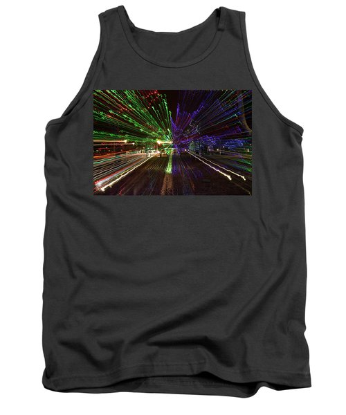 Christmas Exploding Tank Top