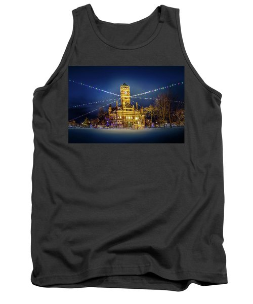 Christmas On The Square 2 Tank Top