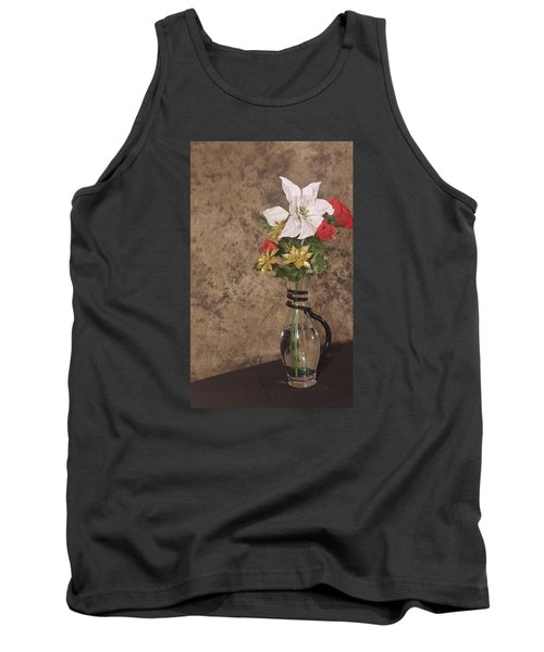 Christmas Pitcher Tank Top