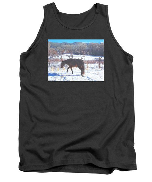 Christmas Roan El Valle I Tank Top by Anastasia Savage Ealy