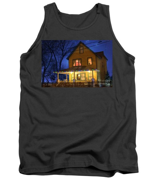 Christmas Story House Tank Top